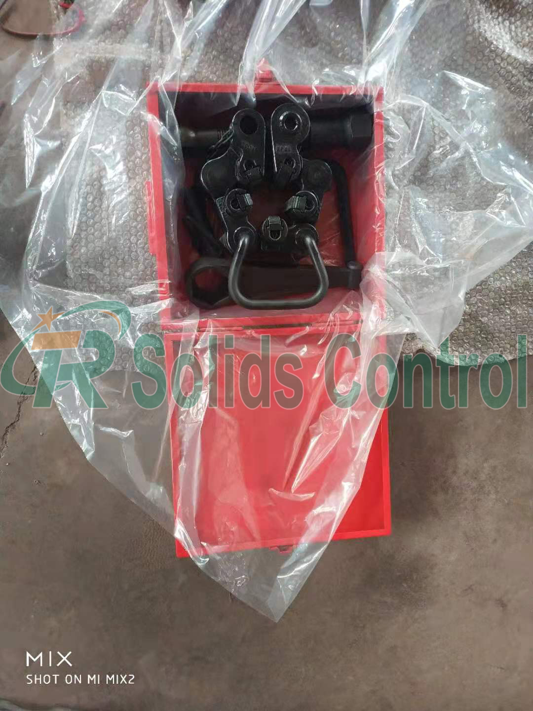 T type safety clamp
