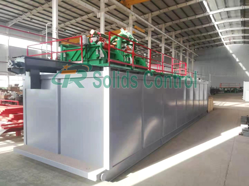 ZJ30 Oil Gas Drilling Solids Control System